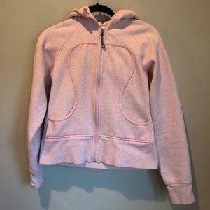 Pink Lululemon jacket